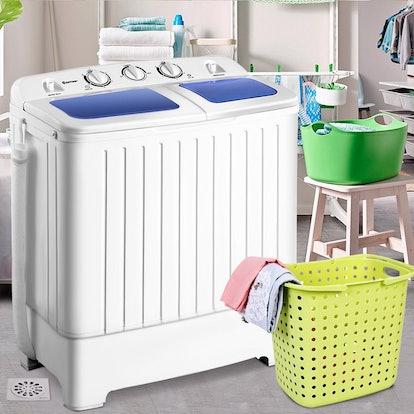 Giantex Portable Mini Washing Machine