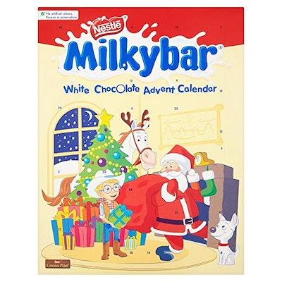 Nestle Milkybar Advent Calendar