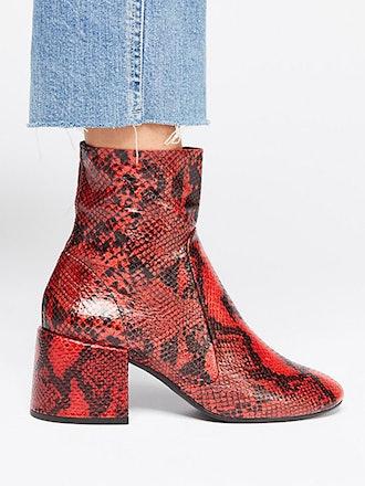 Lillian Heel Boot