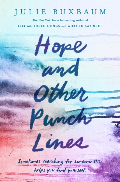 'Hope And Other Punch Lines' by Julie Buxbaum