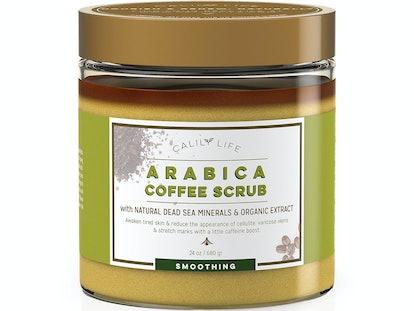 Calily Arabica Coffee Scrub