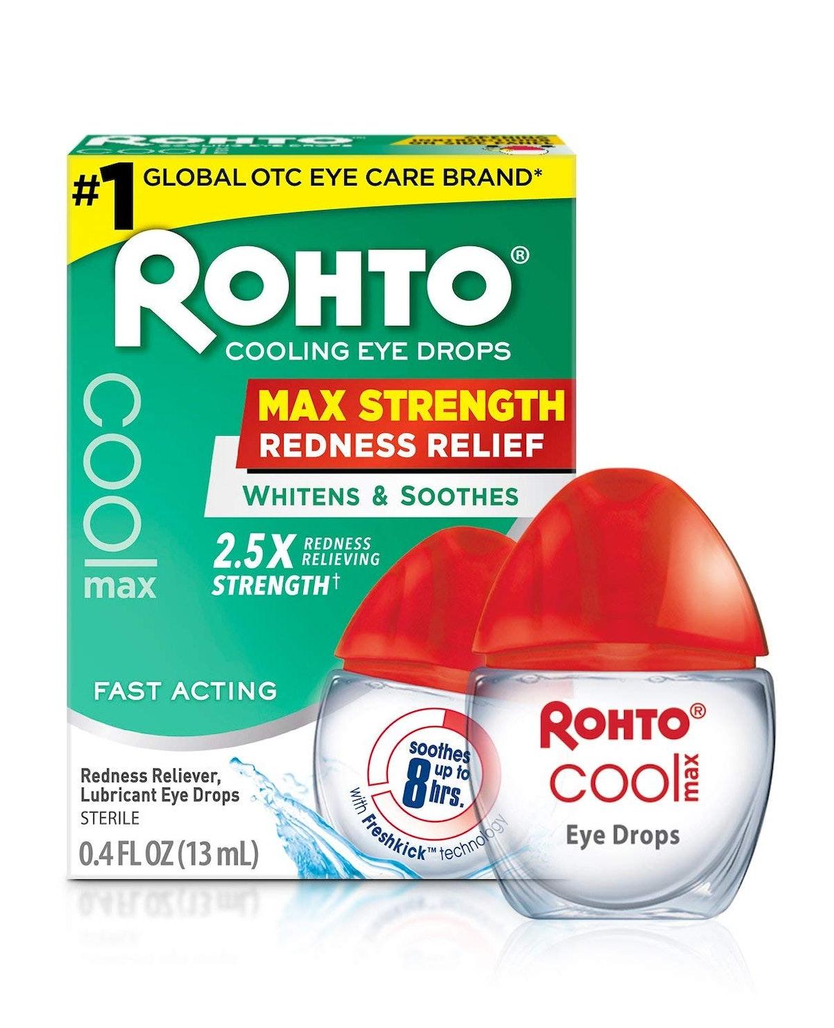 Rohto Cool Max Eye Drops