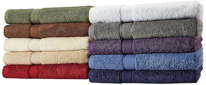 Pinzon by Amazon Egyptian Cotton Towel Set