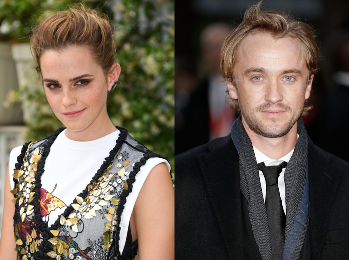 Emma Watson assisted Tom Felton with a sweet Insta post that will prompt you to ship Hermione & Draco - VIDEO