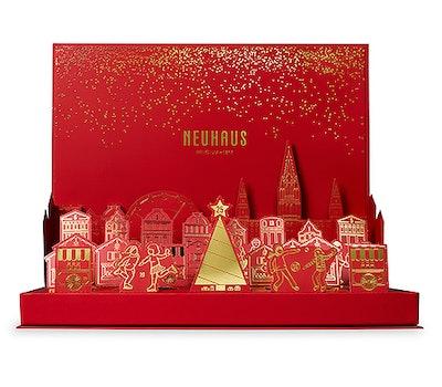 Neuhaus 2018 Winter Wonderland Pop Up Chocolate Advent Calendar