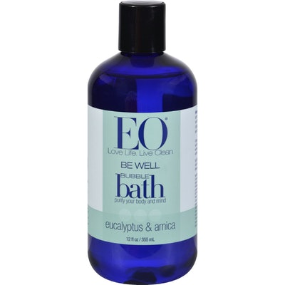 EO Be Well Eucalyptus & Arnica Bubble Bath