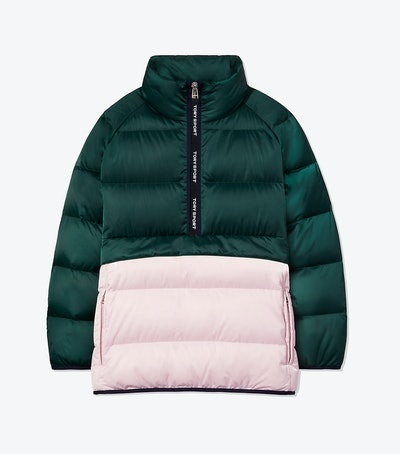 Performance Satin Packable Down Jacket