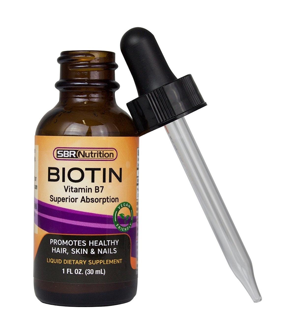 MAX ABSORPTION Biotin Liquid Drops
