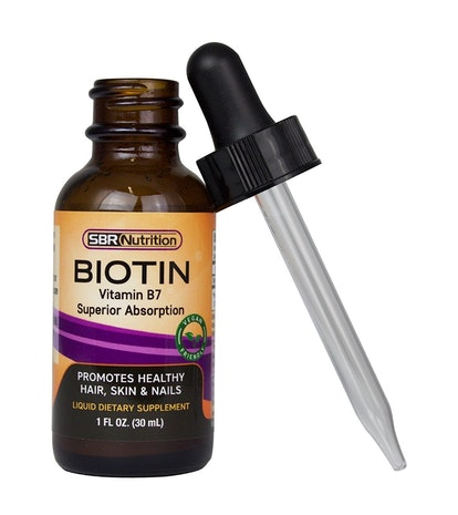 MAX ABSORPTION Biotin Liquid Drops