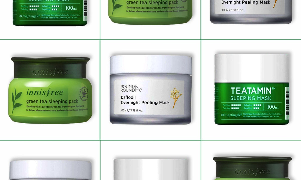 The 3 Best Overnight Face Masks For Acne