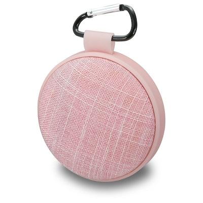 iLive Audio Water Resistant Speaker with Carabiner