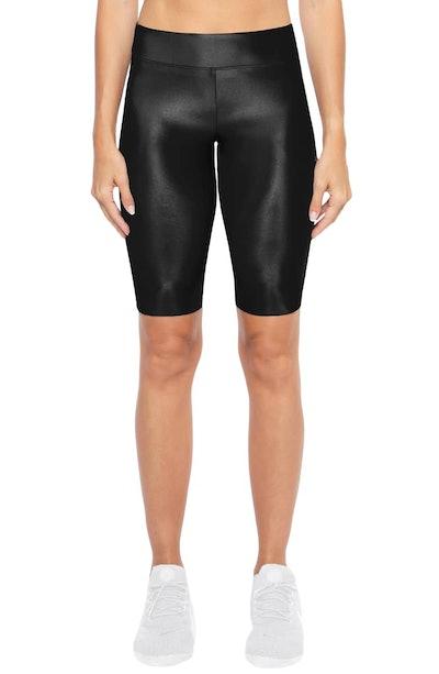Densonic High Waist Bike Shorts