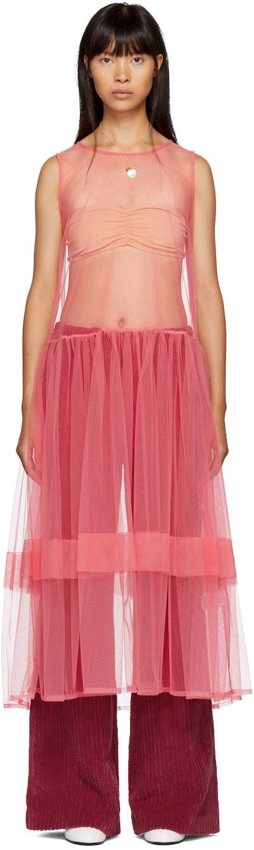 Pink Eve Dress
