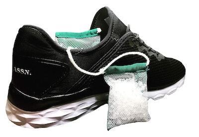 Crystalline Salts Shoe Deodorizer (2 Pack)