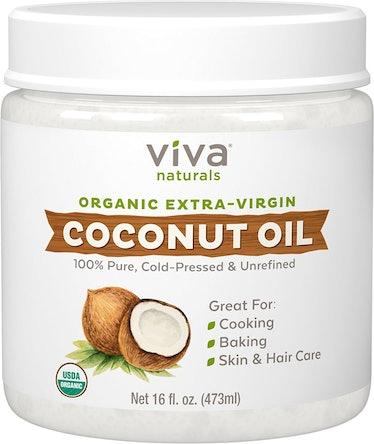 Viva Naturals Organic Extra-Virgin Coconut Oil