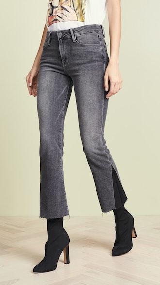 Le Crop Jeans