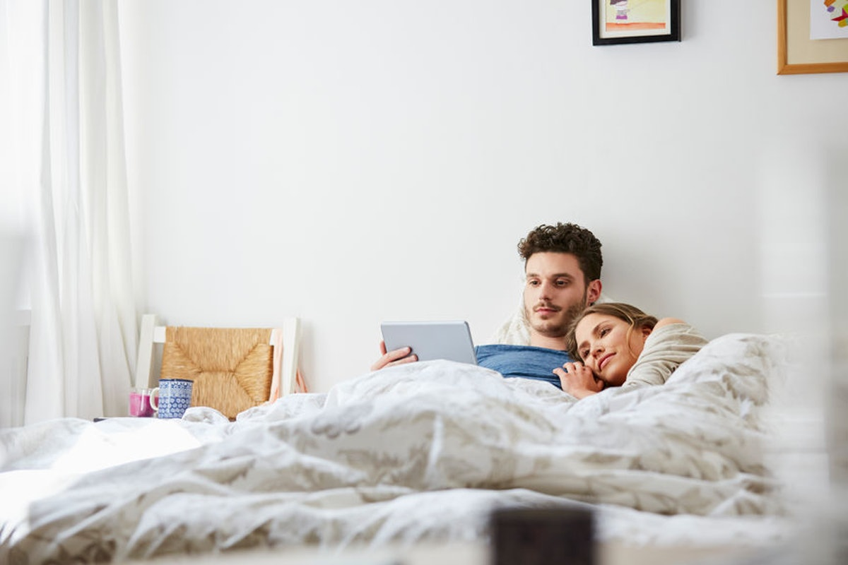 What It Really Means When Couples Play House, According To A Psychologist
