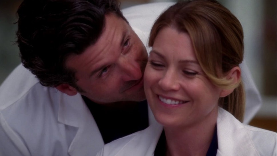 Meredith & Derek's Relationship On 'Grey's Anatomy' Would ...
