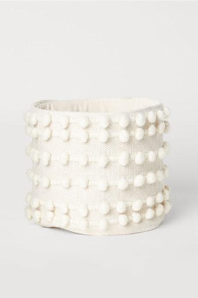 Small Storage Basket