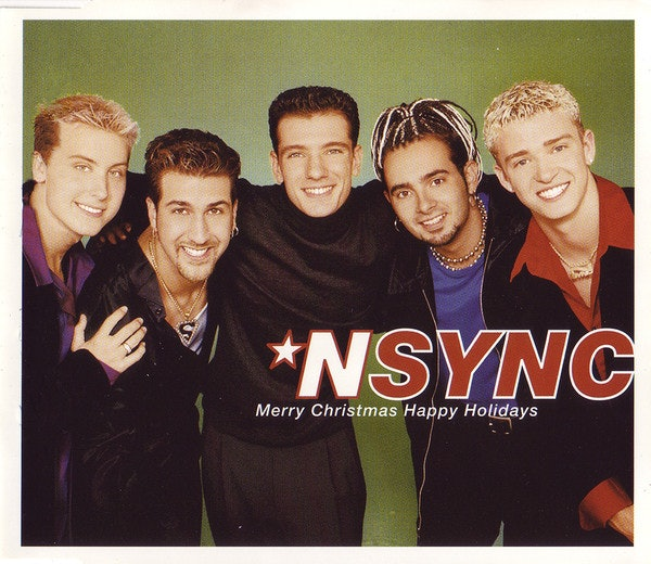 Nsync merry christmas happy holidays gift