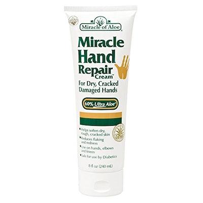 Miracle of Aloe, Miracle Hand Repair Cream,