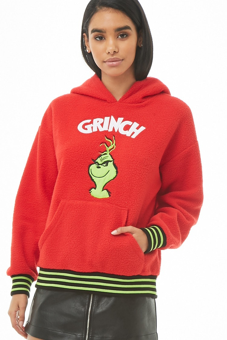 c78697e0 This Forever 21 x The Grinch Collection Will Make Your Heart Grow 3 Sizes  This Year