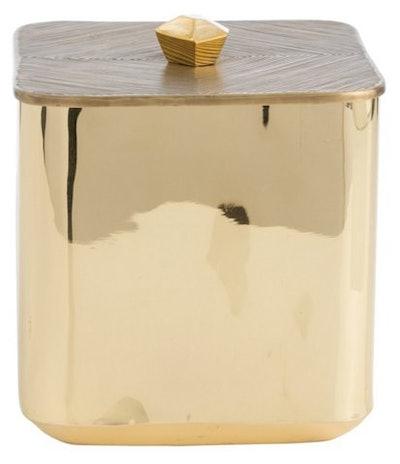 "10.5"" Marcel Ice Bucket, Gold"