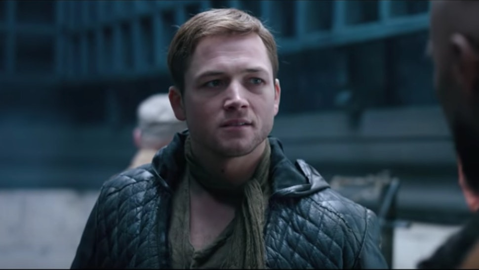 When Is 'Robin Hood' Out In The UK? Taron Egerton Stars & You Won't