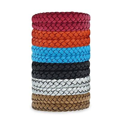 Kinven Mosquito Insect Repellent Bracelets (12 Bracelets)