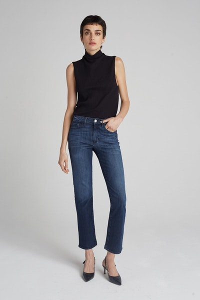 W2 Crop Boot Jeans