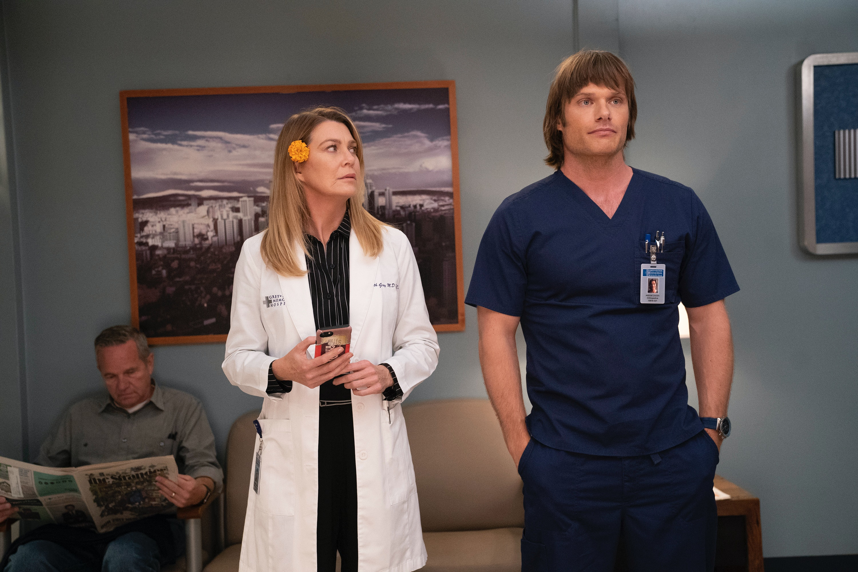The Greys Anatomy Season 15 Episode 8 Promo Will Have Your Heart