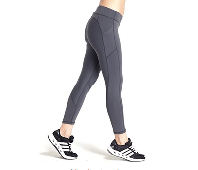 Goodsport Moisture Wicking Fitted Cropped Legging