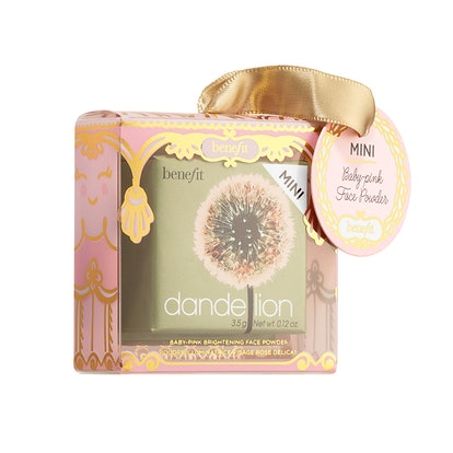 Dandelion Box o' Powder Blush Mini Ornament