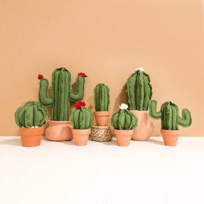 Medium Saguaro Cactus Plush