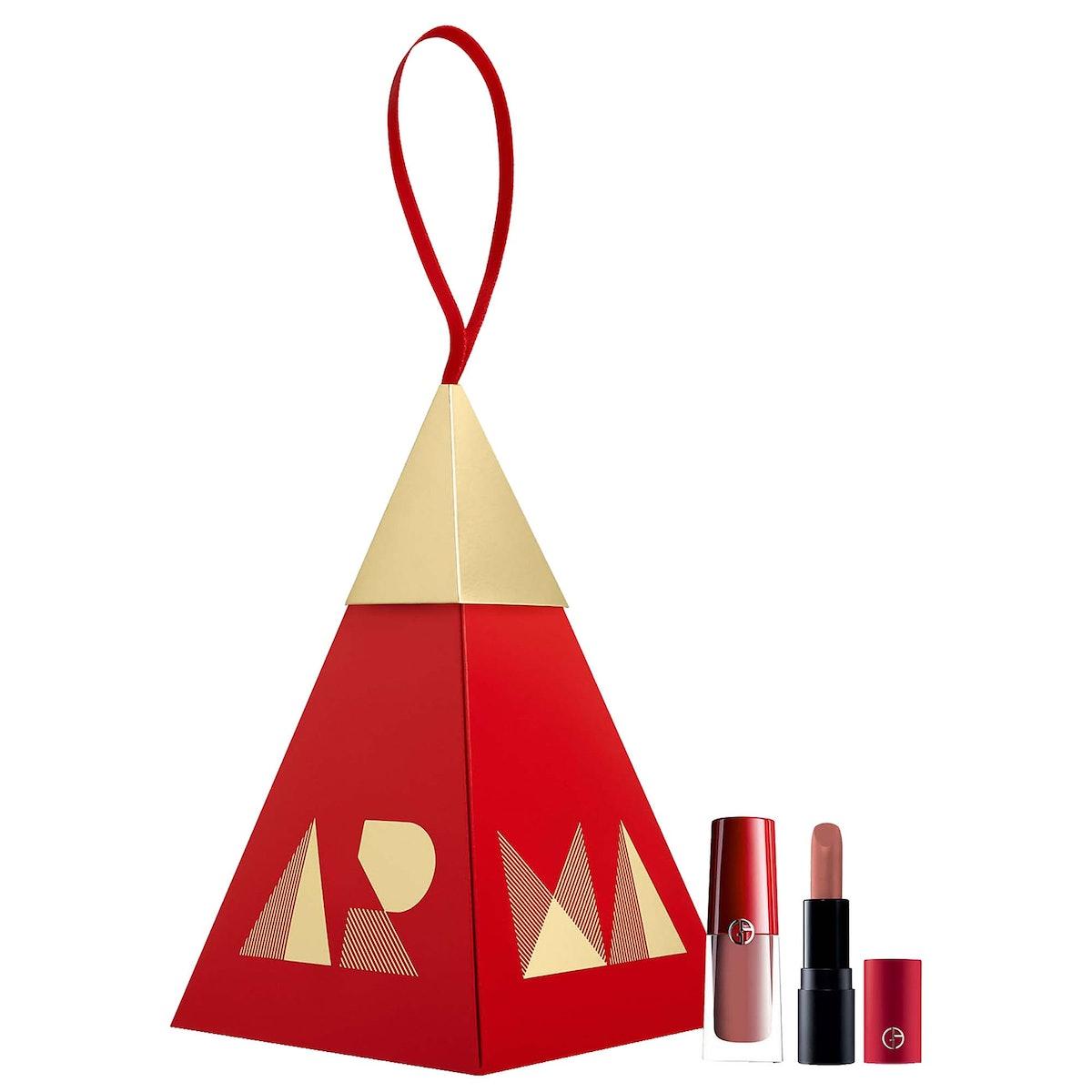 Giorgio Armani Holiday Lip Ornament