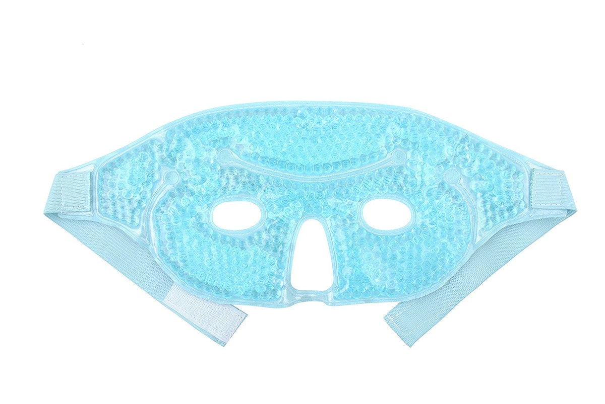 FOMI Care, Hot and Cold Therapy Gel Bead Facial Eye Mask