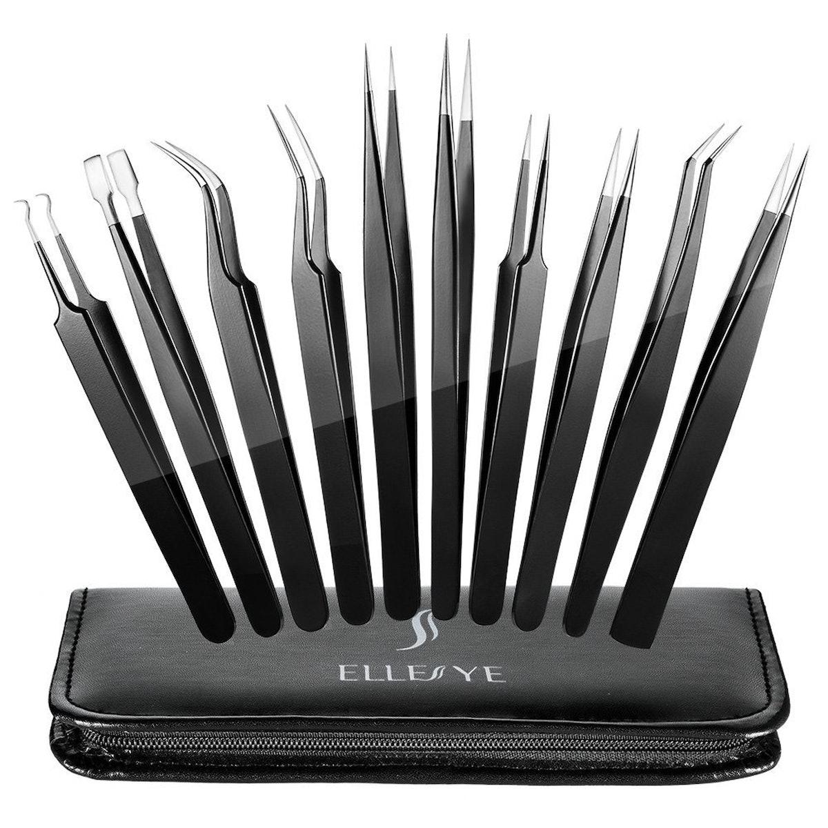 Precision Tweezers Set