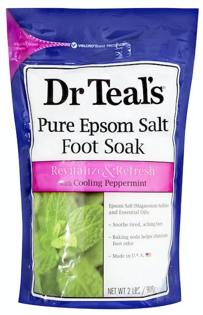 Dr.Teal's Pure Epsom Salt Foot Soak 2 lb