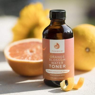 Foxbrim Orange Blossom Facial Toner