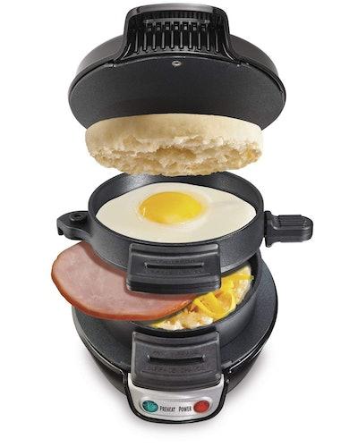 Hamilton Beach Breakfast Electric Sandwich Maker