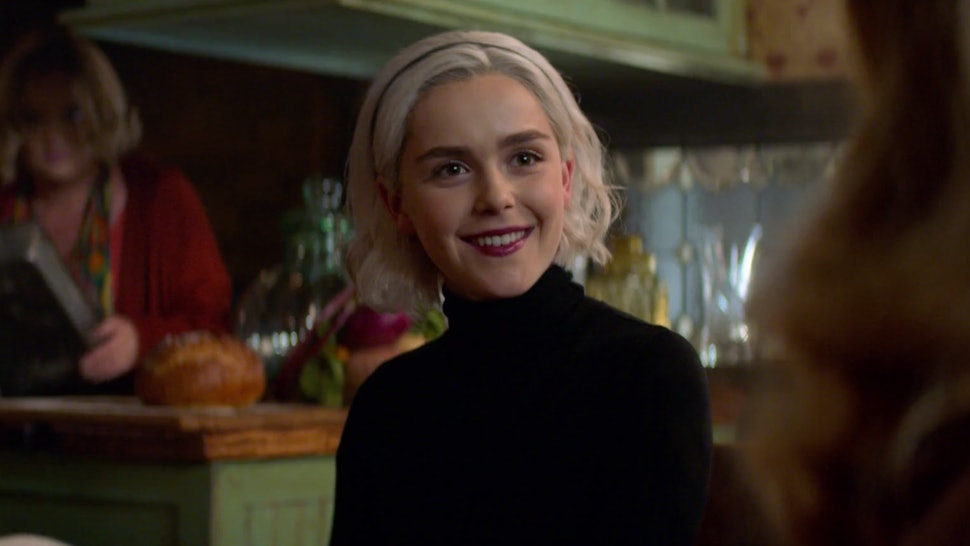 The Chilling Adventures Of Sabrina Season 2 Teaser Shows