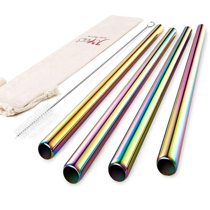 Joyeco Stainless Steel Boba Straws