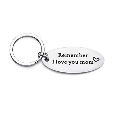 'I love you' Keychain