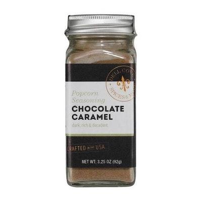 Chocolate Caramel Popcorn Seasoning