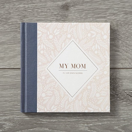 """""""My Mom: In Her Own Words' Interview Book"""