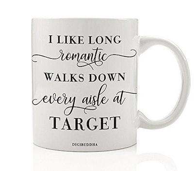 Target Quote Mug