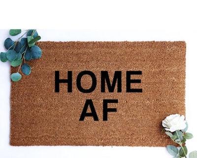 Home AF, Doormat for Home