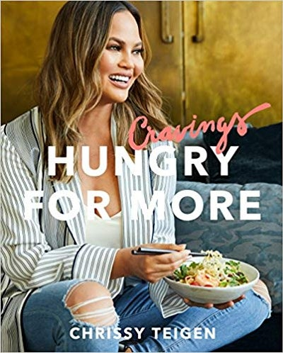 'Cravings: Hungry for More' Cookbook