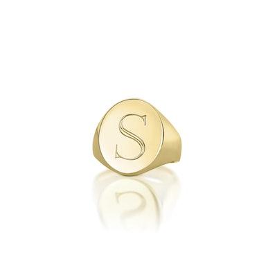 Lana Pinky Signet Ring