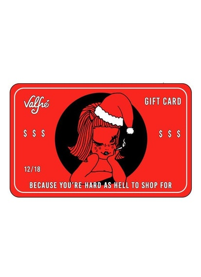 Valfré Gift Card